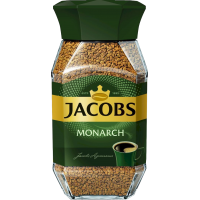 Кофе Jacobs Monarch 95 г. (стекл.банка)